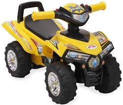 Детско ATV за бутане - Детска играчка -