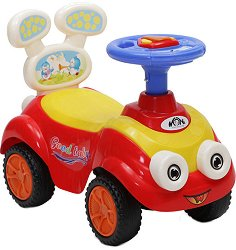 Детска кола за бутане - Mini Toycar - играчка