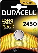 Бутонна батерия DL2450 - Литиева 3V - 1 брой -
