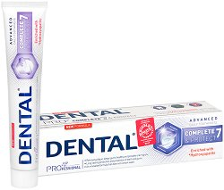 Dental Pro Complete 7 & Protect Toothpaste - Паста за зъби със седем действия - паста за зъби