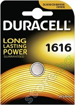 Бутонна батерия DL1616 - Литиева 3V - 1 брой -