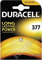 Бутонна батерия D377 - Сребърно-Оксидна 1.5V - 1 брой -