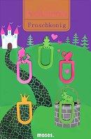 Мини метални отметки: Принцесата и жабокът - Комплект от 5 броя -