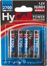 Батерия AA - Акумулаторна NiMH (HR6) 2700 mAh -