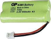 Батерия Т382 - NiMH 2.4V 550 mAh -