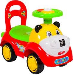 Детска кола за бутане - Super Car - играчка