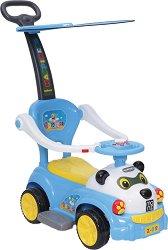 Детска количка за бутане - Panda - играчка