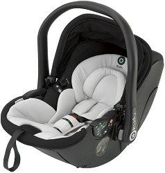 """Бебешко кошче за кола - Evolunafix - За """"Isofix"""" система и за бебета от 0 месеца до 13 kg -"""
