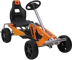 Детска кола с педали - Wind EVA - продукт