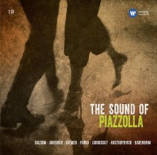 The Sound of Piazzolla - 2 CDs - компилация