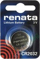 Бутонна батерия CR2032 - батерия