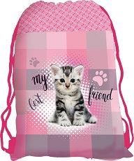 Спортна торба - Cat - играчка