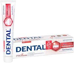 Dental Pro Anti-Parodontit Toothpaste - Паста за зъби против пародонтит - крем
