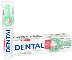 Dental Pro Sensitive Care Toothpaste - Паста за чувствителни зъби -