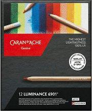 """Цветни моливи - Luminance 6901 - Комплект от 20, 40 или 76 цвята от серията """"Artist"""""""