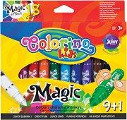 Магически флумастери - Комплект от 10 броя