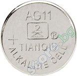 Батерия AG11 / 362A - Алкална 1.55V - 10 броя -
