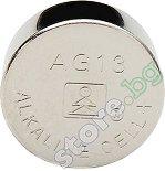 Бутонна батерия AG13 / 357A - Алкална 1.55V - 10 броя - батерия