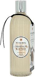 "Vivian Gray Vivanel Grapefruit & Vetiver Shower Gel - Душ гел с аромат на грейпфрут и ветивер от серията ""Vivanel"" -"