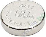 Бутонна батерия AG1 / 364A - Алкална 1.55V - 10 броя - батерия