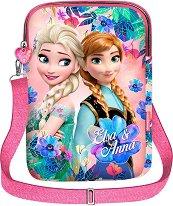 Чанта за рамо - Замръзналото кралство - надуваем пояс