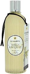 "Vivian Gray Vivanel Vanilla & Patchouli Shower Gel - Душ гел с аромат на ванилия и пачули от серията ""Vivanel"" -"