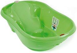 Анатомична бебешка вана за къпане - Onda - залъгалка