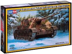Танк - Panzer IV - 70 A Sd. Kfz. 162 / 1 - Сглобяем модел - макет