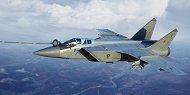 Руски изтребител МиГ-31Б / БМ - Foxhound - Сглобяем авиомодел -