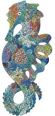 Морско конче - пъзел