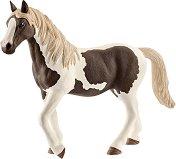 """Пинто кобила - Фигура от серията """"Животните от фермата"""" - фигура"""