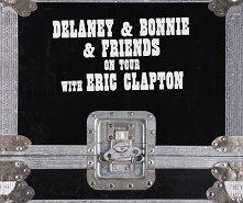 Delaney & Bonnie & Friends. On Tour with Eric Clapton - 4 CDs -