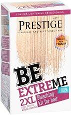 Vip's Prestige Be Extreme 2XL Bleaching Kit - Изрусяващ комплект за коса - балсам