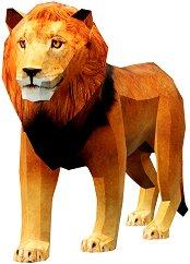 Хартиен свят: Лъв -
