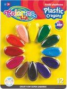 Пастели - Plastic crayons