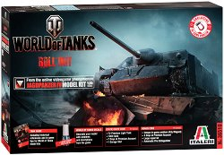 """Танк - Jagdpanzer IV - Сглобяем модел от серията """"World of Tanks: Roll Out"""" -"""