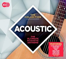 The Collection Acoustic - 3 CD - компилация