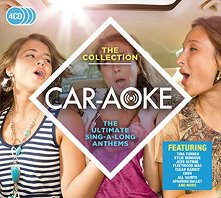 The Collection Car-aoke - 4 CD -