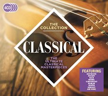 The Collection Classical - 4 CD - компилация