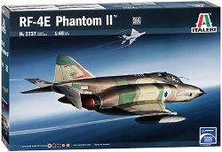 Американски разузнавателен изтребител - RF-4E Phantom II - Сглобяем авиомодел -