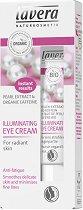 Lavera Illuminating Eye Cream - Озаряващ околоочен крем против стареене - крем