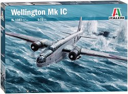 Бомбардировач - Wellington Mk IC -