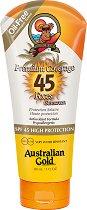 Australian Gold Premium Coverage Faces Sunscreen - SPF 45 - Слънцезащитен лосион за лице - пяна