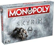 Монополи - Skyrim - Семейна бизнес игра -
