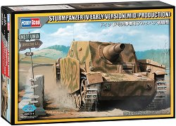Германски танк - Sturmpanzer IV Early Version - макет