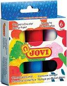 Темперни бои - Комплект от 6 или 12 цвята x 15 ml -