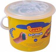 Пластилин - Soft Dough - Комплект от 4 цвята