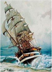 Кораб - пъзел