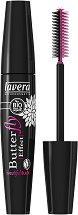 """Lavera Butterfly Effect Mascara Beautiful Black - Спирала с троен ефект за дълги, обемни и извити мигли от серията """"Trend Sensitiv"""" - фон дьо тен"""