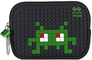 Универсален несесер със силиконови елементи - Green Chequered - Комплект с аксесоар за декориране - детски аксесоар